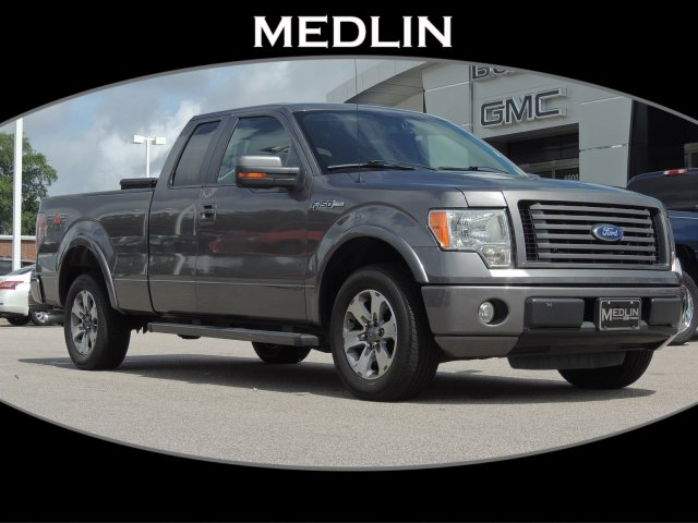 Pre-Owned 2010 Ford F-150 FX2