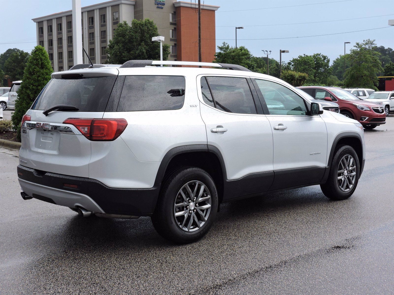 Pre-Owned 2019 GMC Acadia SLT