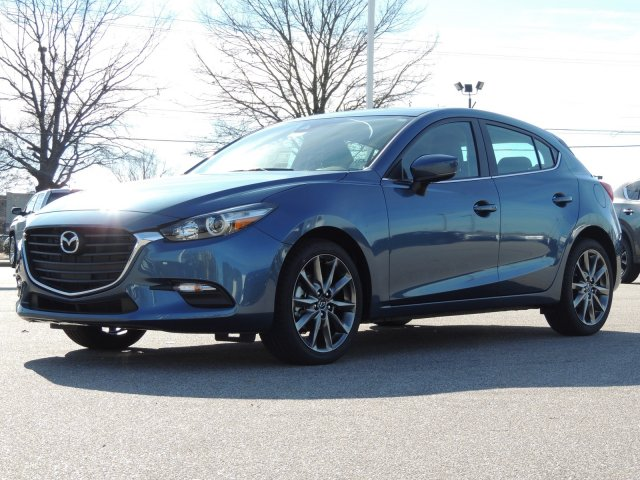 Certified Pre-Owned 2018 Mazda3 5-Door Touring