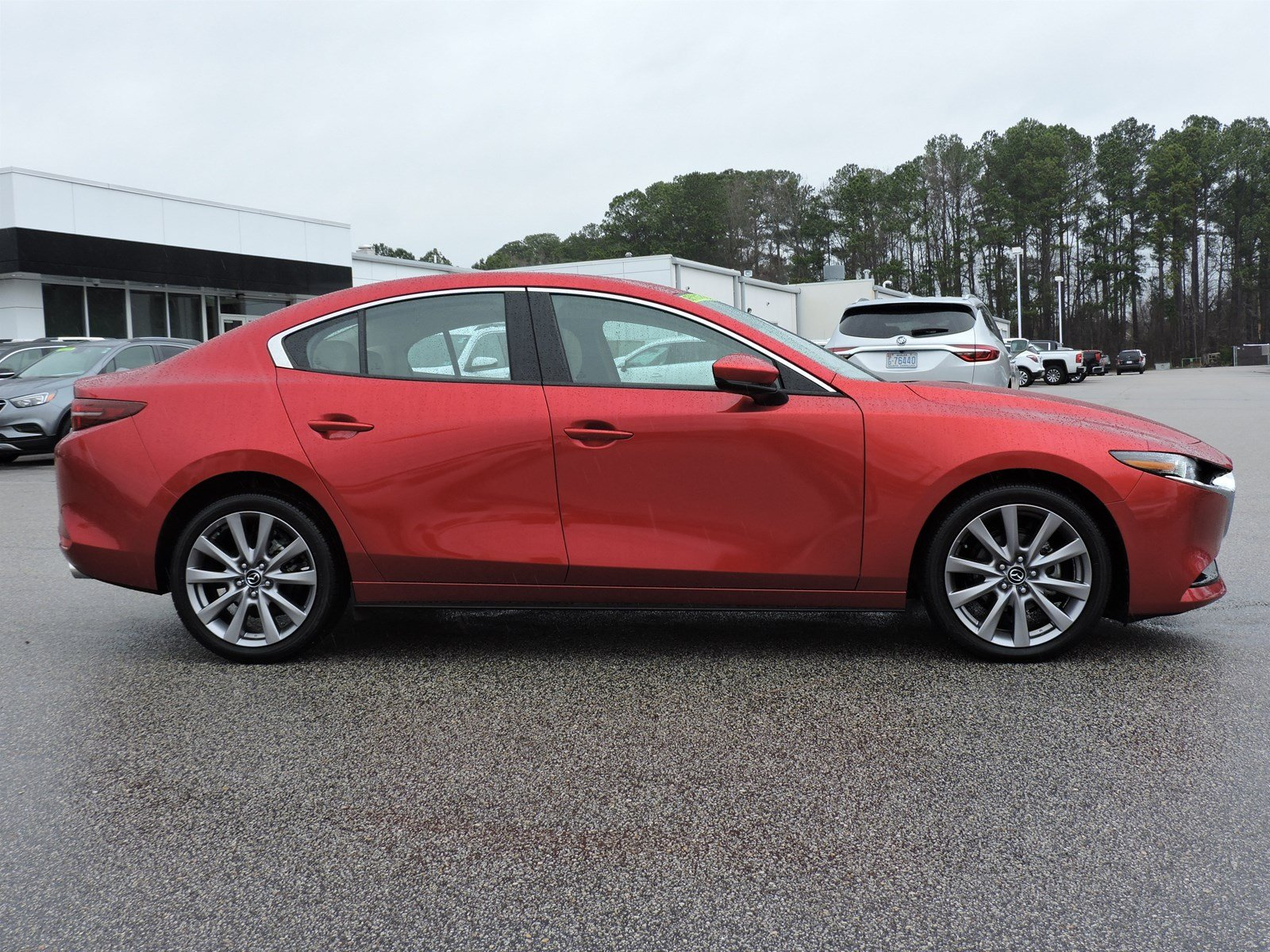 Certified Pre-Owned 2019 Mazda3 Sedan w/Premium Pkg