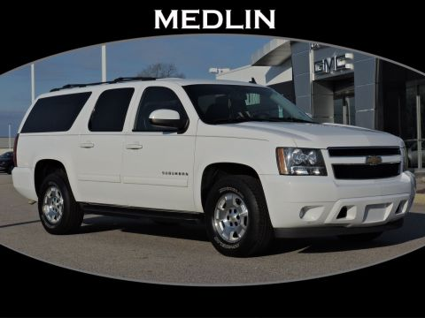 Pre-Owned 2011 Chevrolet Suburban LS