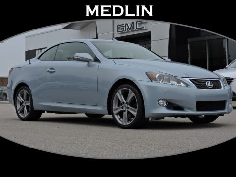 Pre-Owned 2012 Lexus IS 250C 250 C